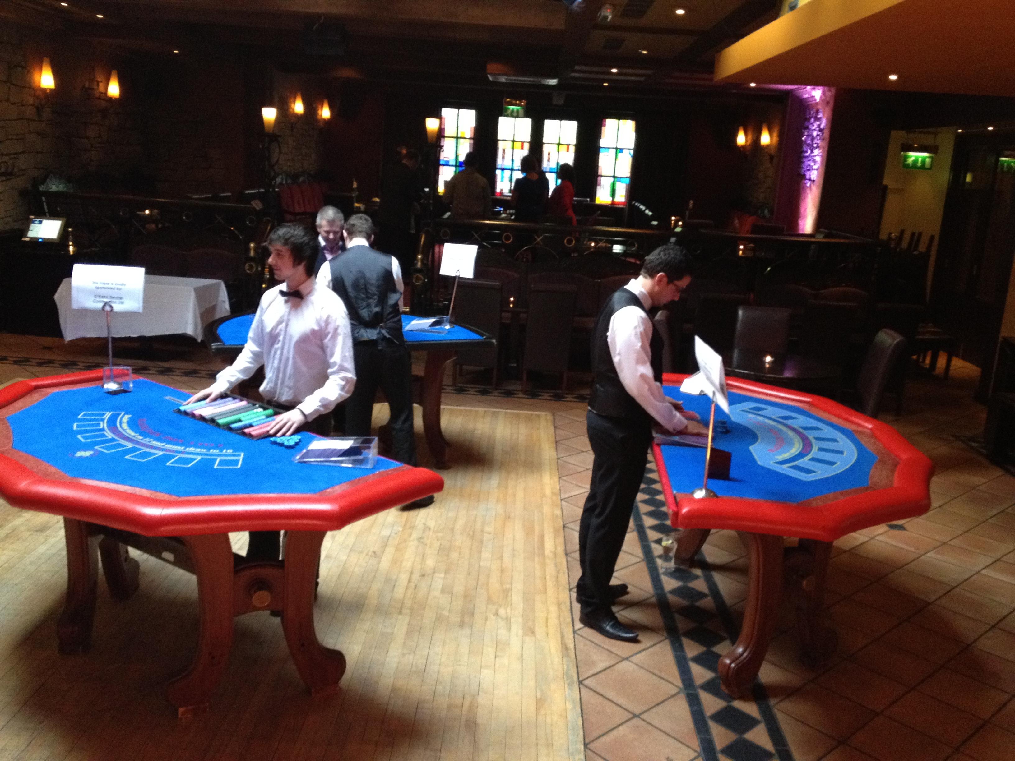 Casino hire northern ireland