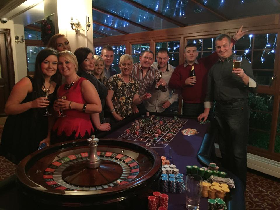 party casino nights northern ireland