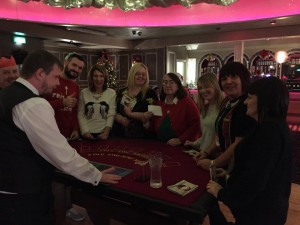 roulette table hire northern ireland