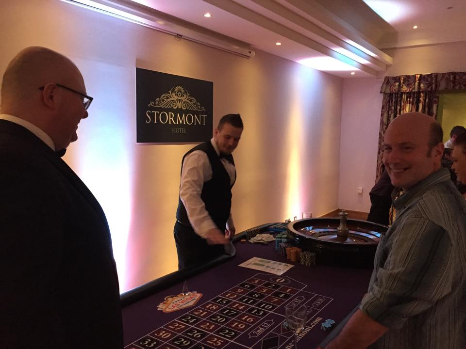 How does a casino night work casino hammond in indiana