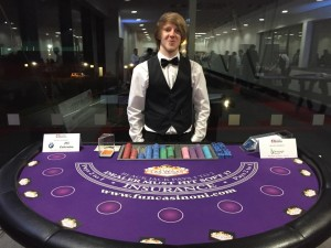 fundraising casino northern ireland