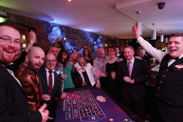 Belfast casino poker